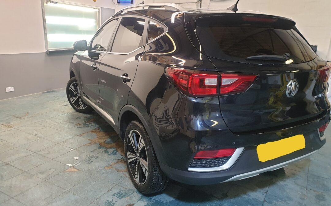 2020 MG ZS EV Tinted